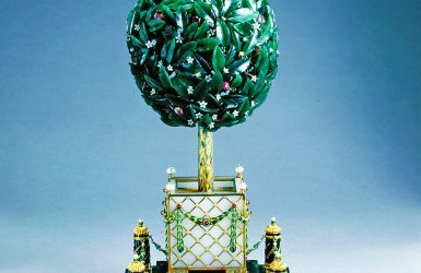 A Brief History Of Fabulous Faberge Eggs | Quill & Pad