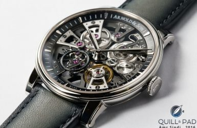 A New Astral Body Is Born: The Arnold & Son Nebula | Quill & Pad