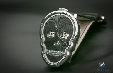 Fiona Krüger's Unusual Petit Skull Watches Have Made Me A Fan | Quill & Pad