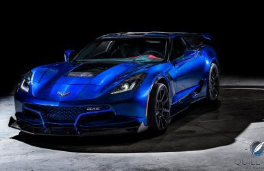 Genovation GXE Electric Corvette Grand Sport Conversion: The Replacement For Displacement | Quill & Pad