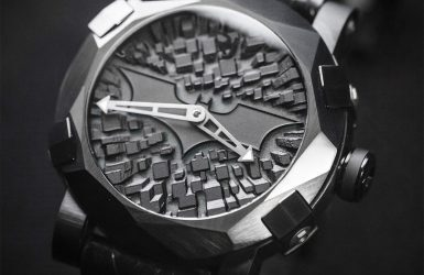 Heartbeat: Batman-DNA Gotham City Is Romain Jerome's Glowing Tribute To 'Batman v Superman: Dawn of Justice' | Quill & Pad