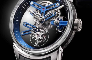 It's Not What You Think: Angelus U20 Ultra-Skeleton Tourbillon | Quill & Pad