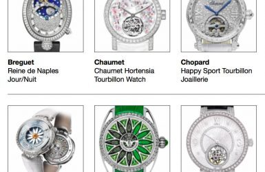 Ladies High-Mech Pre-Selected: Round Table Discussion Of The Grand Prix d'Horlogerie de Genève 2014   Quill & Pad