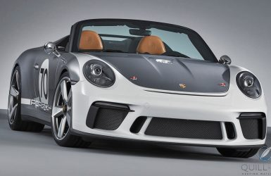 Porsche 911 Speedster Concept: 70 Years In The Making | Quill & Pad