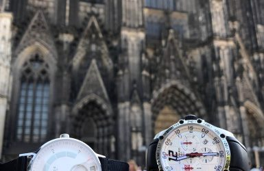 Road Trip: Cruising The Fast Lane To Cologne In A Corvette With Nomos And Chopard | Quill & Pad