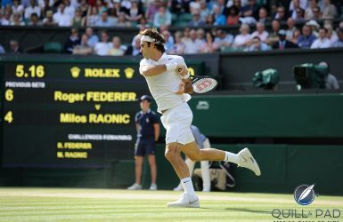Tennis And Timepieces 2018: Marketing Match Made In Heaven Or 'You Cannot Be Serious!'? An Expert Weighs In | Quill & Pad