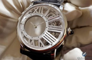The Rise And Fall Of Fine Watchmaking At Cartier: It's Been Surprisingly Complicated | Quill & Pad