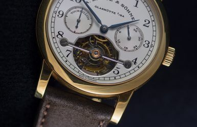 Why The A. Lange & Söhne Tourbillon Pour Le Mérite Is One Of The Most Historically Important Modern Wristwatches (Archive) | Quill & Pad